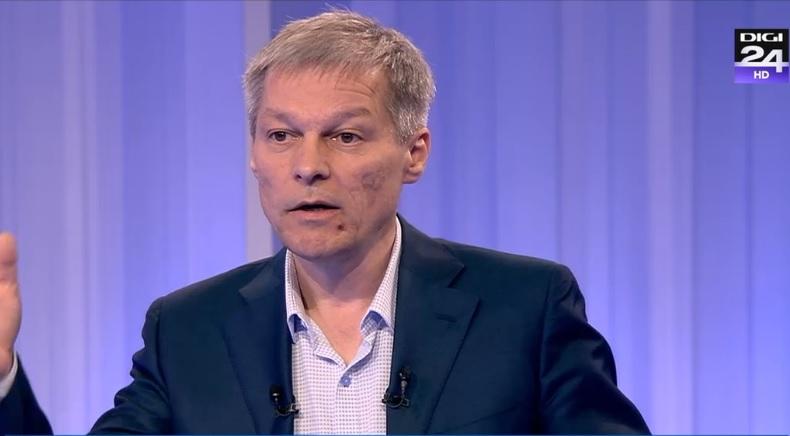 Dacian Ciolos: Sa forţam alegeri anticipate