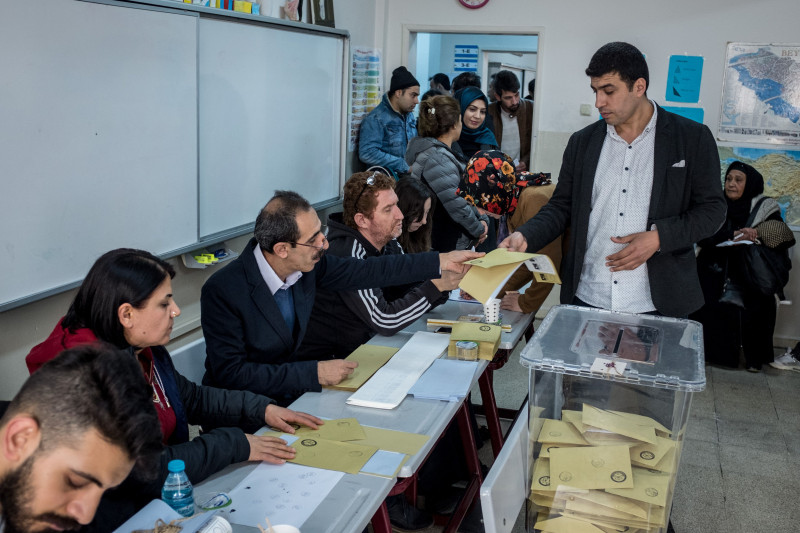 Turkey Goes To The Polls In Local Elections