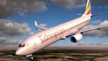 ethiopian airlines animatie graifca