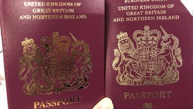 pasapoarte britanice