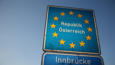 Local Residents Protest Austrian Highway Toll
