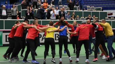 LIVE BLOG. România - Franța, în semifinalele Fed Cup 2019