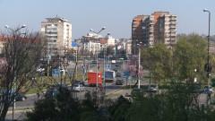 podul Dacia spre Magheru Oradea