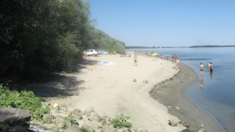 plaja corabia