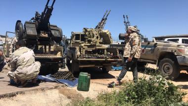 razboi in libia