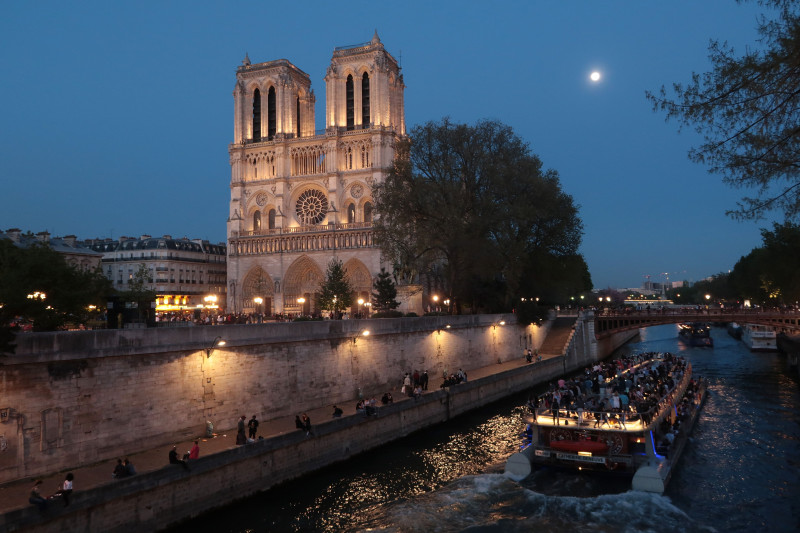 Travel Destination: Paris