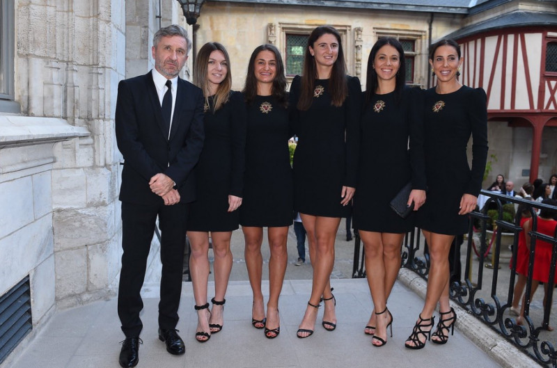 jucatoare romania franta fed cup 2019