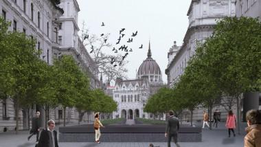 budapesta trianon monument