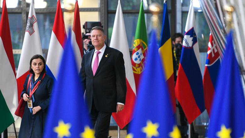 iohannis bruxelles - presidency