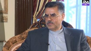 Morteza Aboutalebi ambasador iran