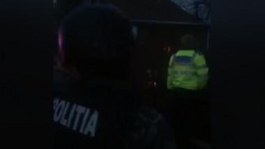 politist amenintat suceava