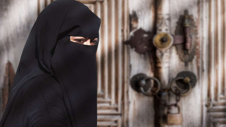 burka hijab