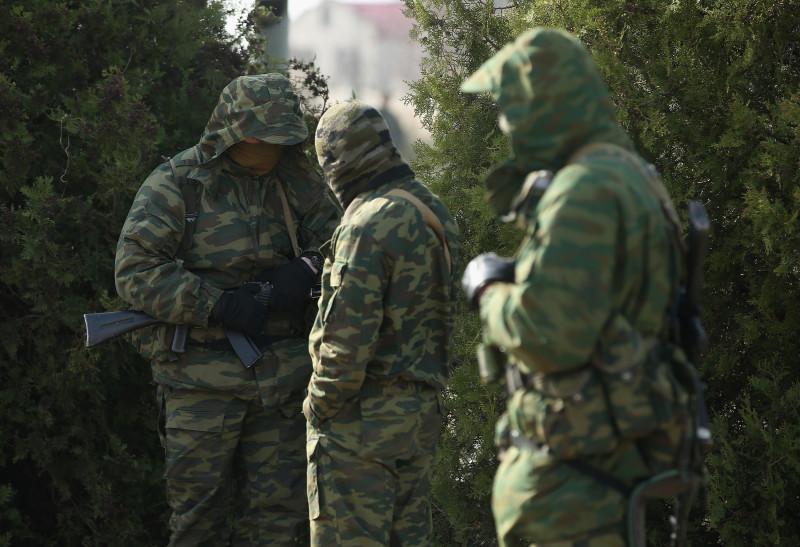 Ukraine Crisis Continues As The Crimea Prepares To Vote In The Referendum