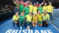 Fed cup 2019 echipa australiei