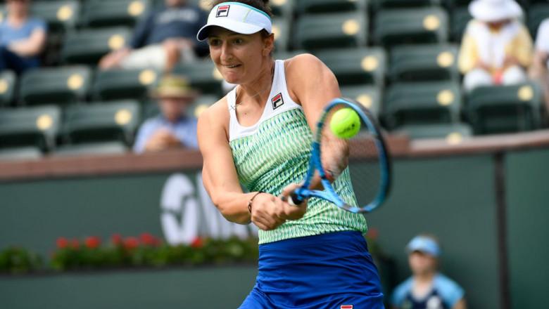 LIVE TEXT. Irina Begu - Kristina Mladenovic, în semifinala Fed Cup 2019. Meciul, programat în jurul orei 16.00