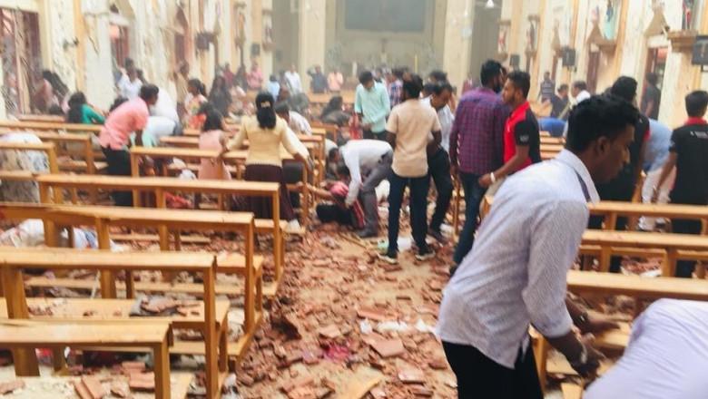 atentate Sri Lanka - sursa Twitter Ashwin Hemmathagama (2)