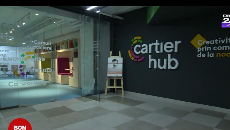 cartier hub