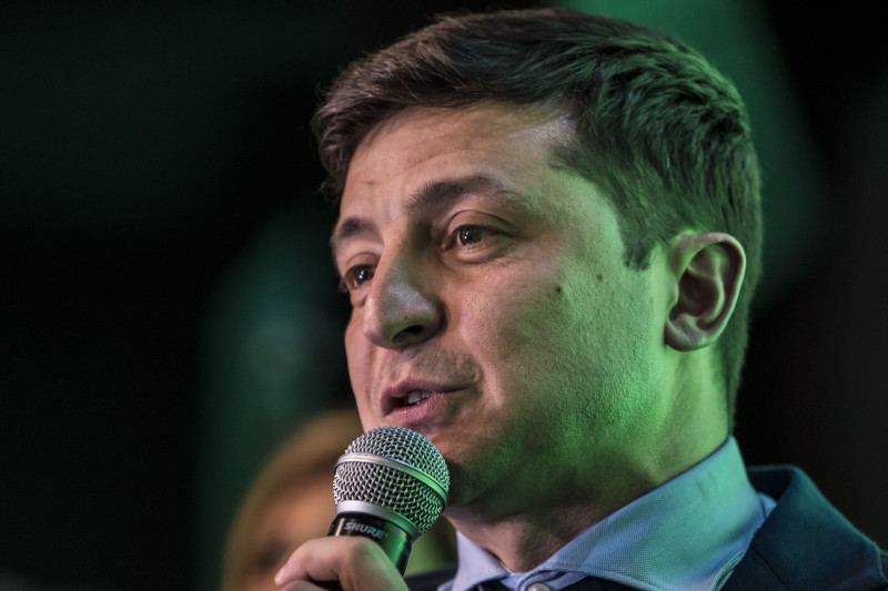 Ukraine Holds Presidential Election
