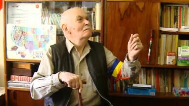 veteran de razboi Gheorghe Grigoriu