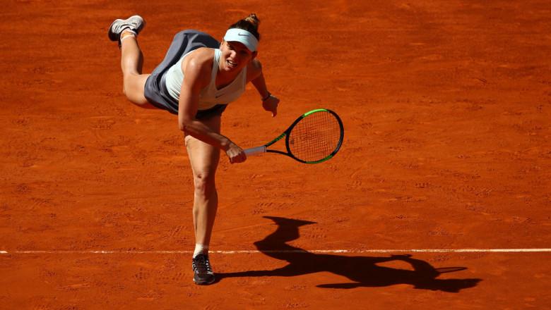 LIVE TEXT Simona Halep - Johanna Konta la Madrid Open 2019