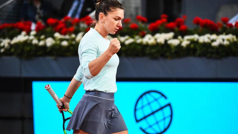 LIVE TEXT Simona Halep - Ashleigh Bartyla Madrid Open 2019