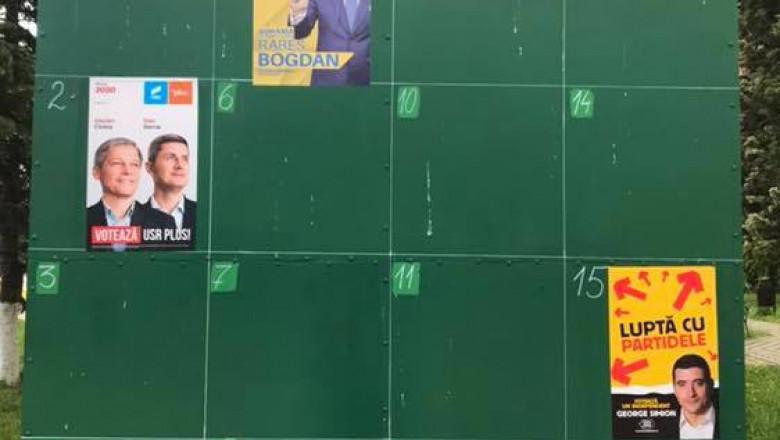 afis electoral alegeri europarlamentare 2019