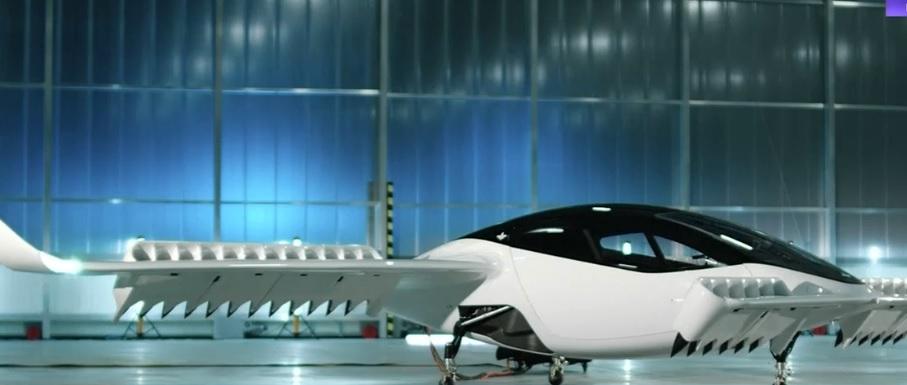 Taxiul zburator electric, cu cinci locuri, testat cu succes in Germania