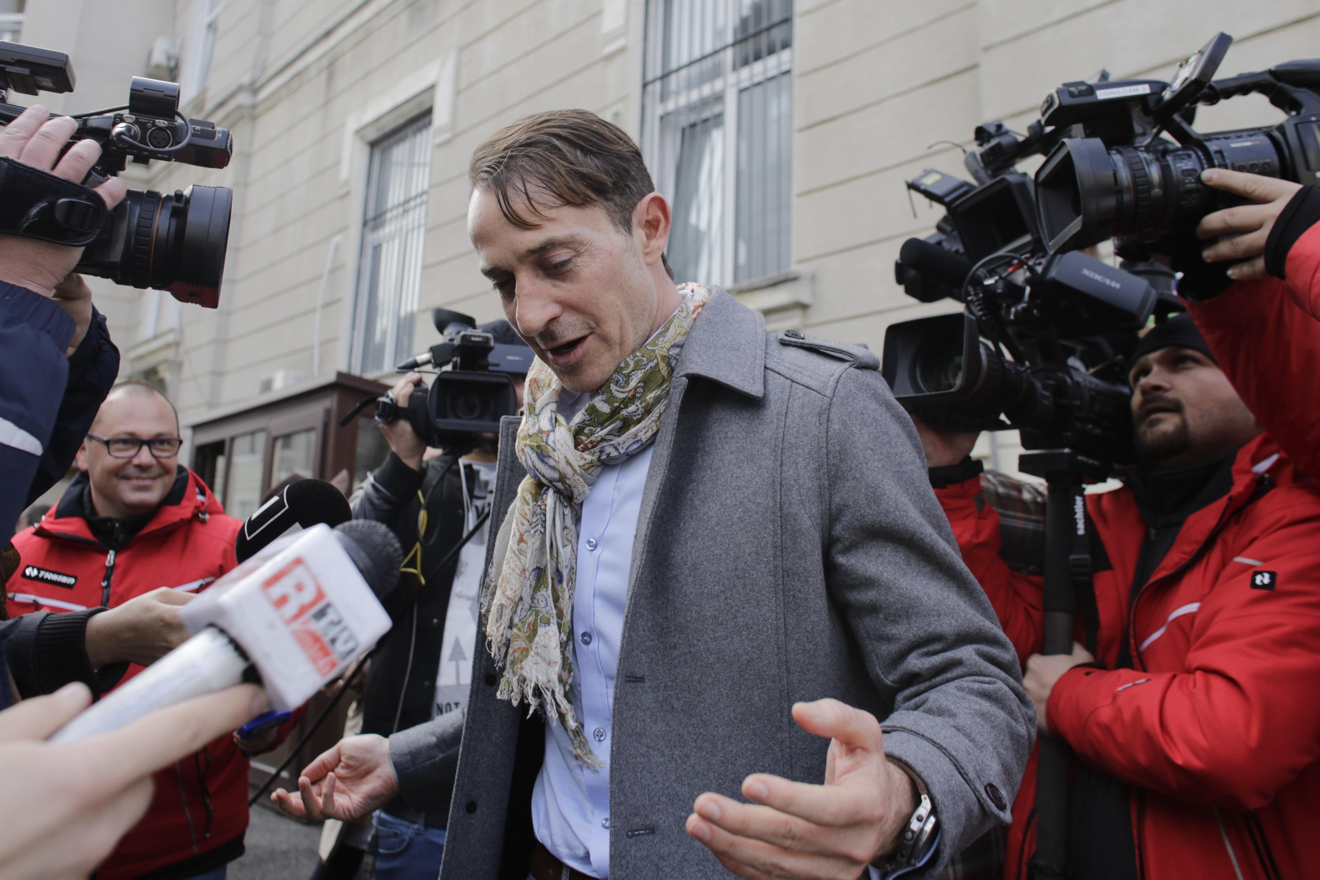 Cererea de cununie a lui Radu Mazare a fost aprobata. De ce depinde stabilirea datei
