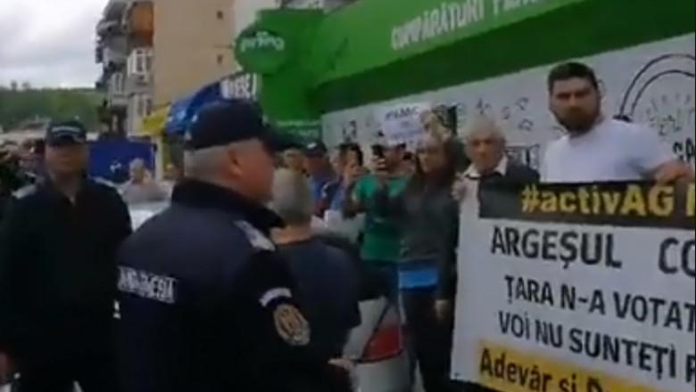protest-anti-psd-topoloveni-arges