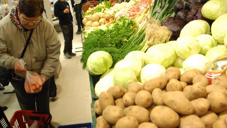 raft legume supermarket agerpres crop