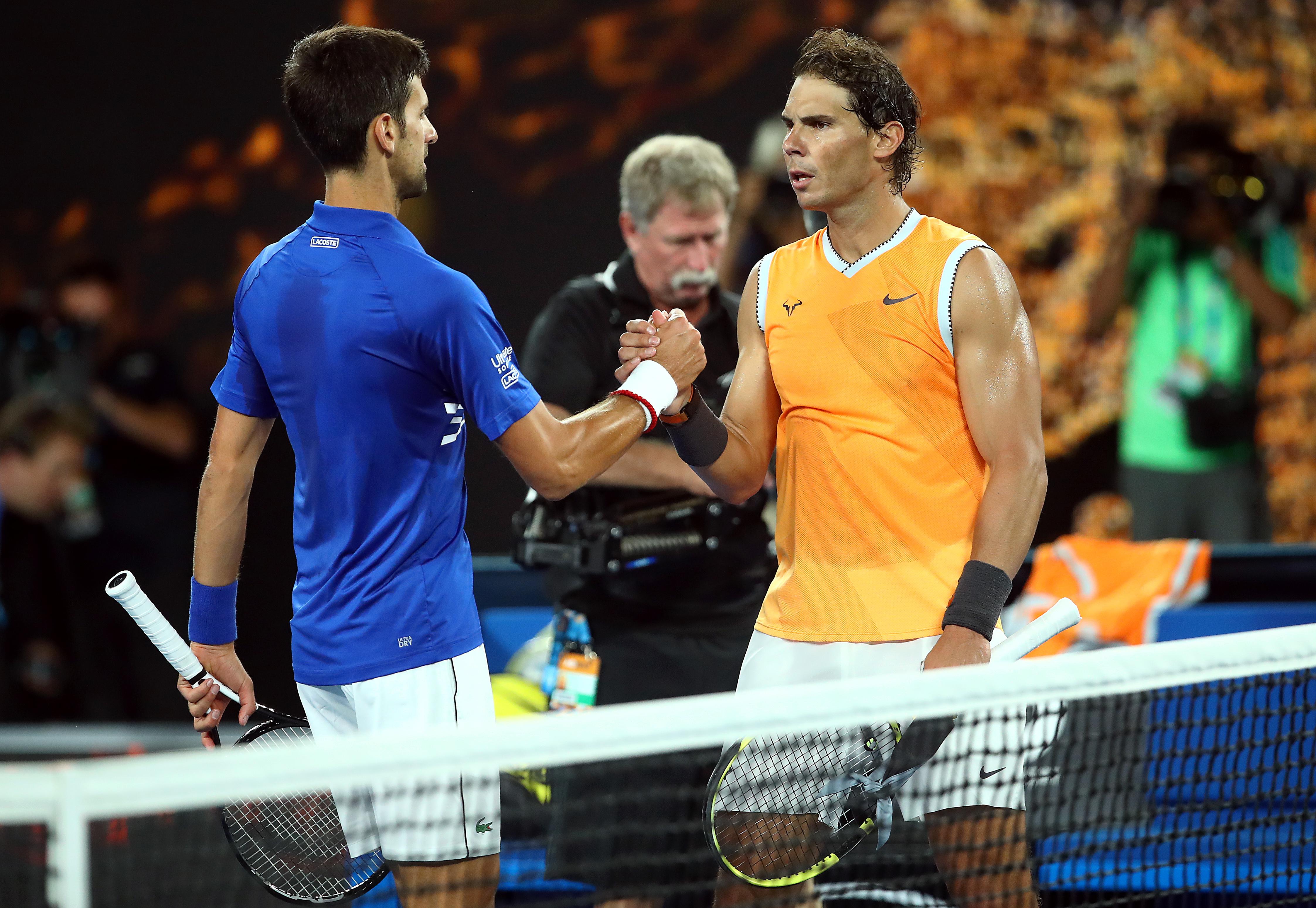 Novak Djokovic - Rafael Nadal, finala de vis la Roma