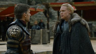 Brienne of Tarth jaime lannister