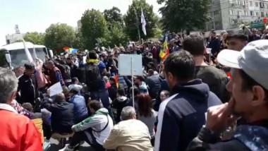 proteste galati