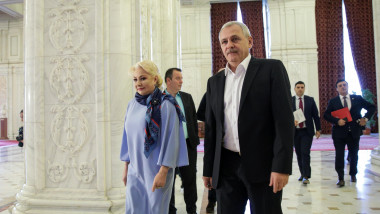 ora premierului dancila dragnea inquam photos george calin 2019-03-05 parlament-2203