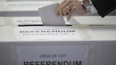 vot in urna referendum justitie - inquam