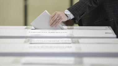 vot in urna europarlamentare - inquam