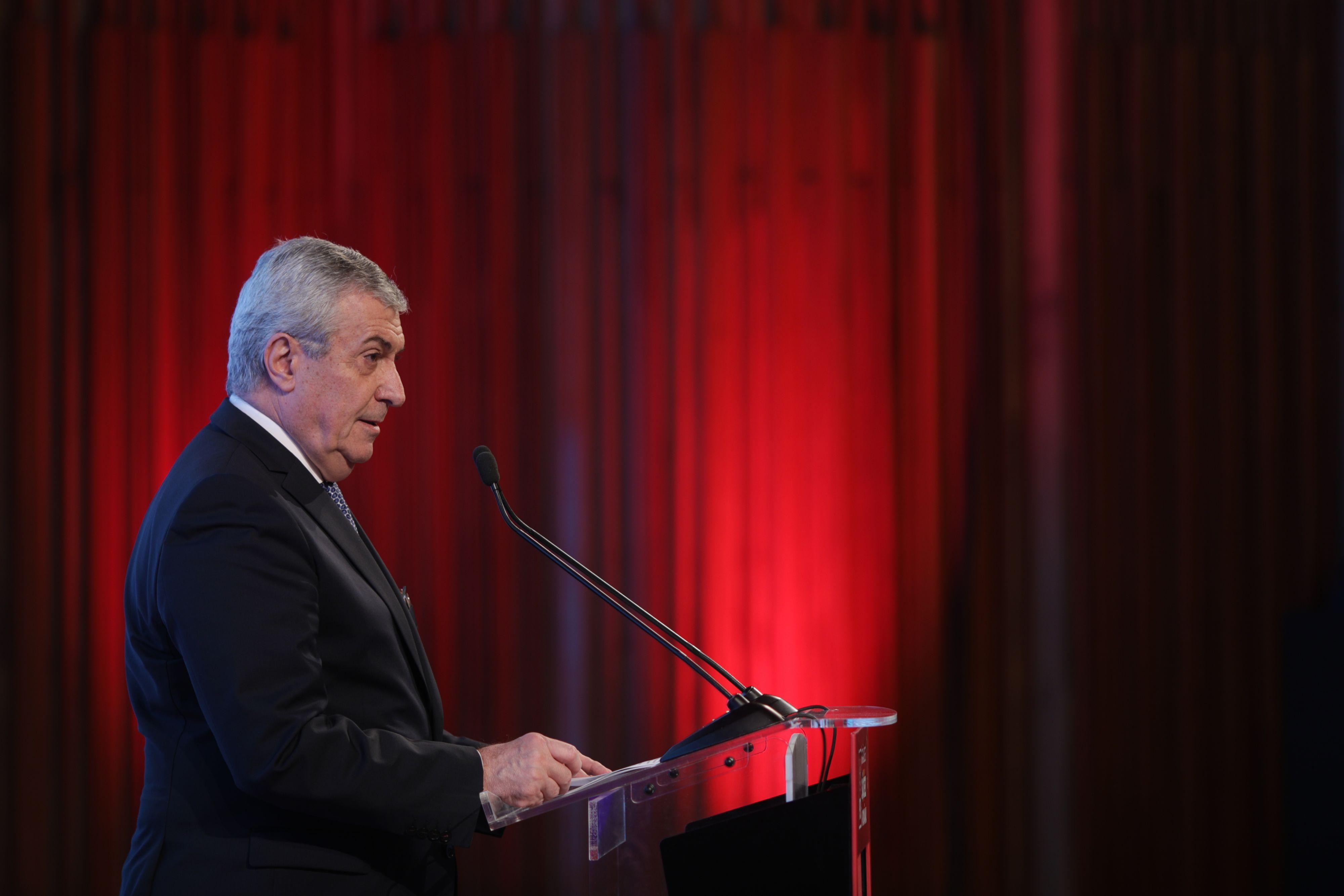 Tariceanu loveste in Dragnea cu o zi inainte de alegeri: E greşit sa anunţi duminica seara candidatul la prezidentiale