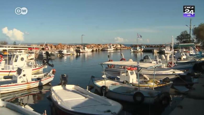 barci grecesti