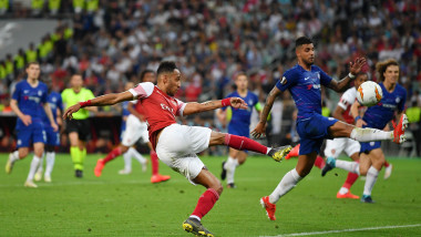 Chelsea v Arsenal - UEFA Europa League Final