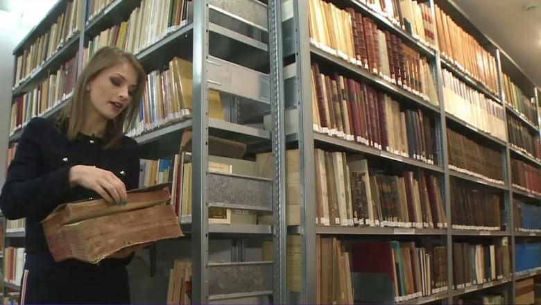 carte pretioasa biblioteca bizantina