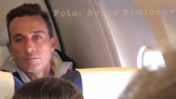 radu mazare in avion