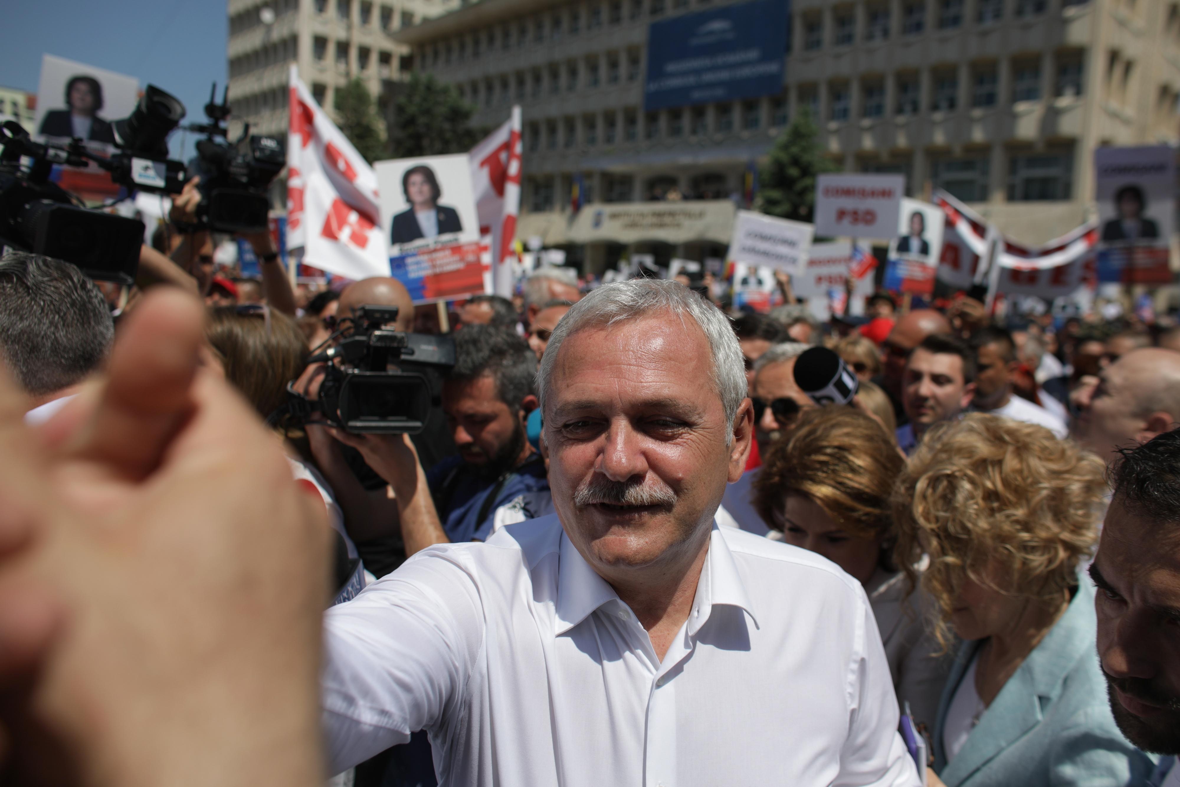 C. T. Popescu, la Digi24: Liviu Dragnea anunţă duminică seara că va candida la prezidenţiale