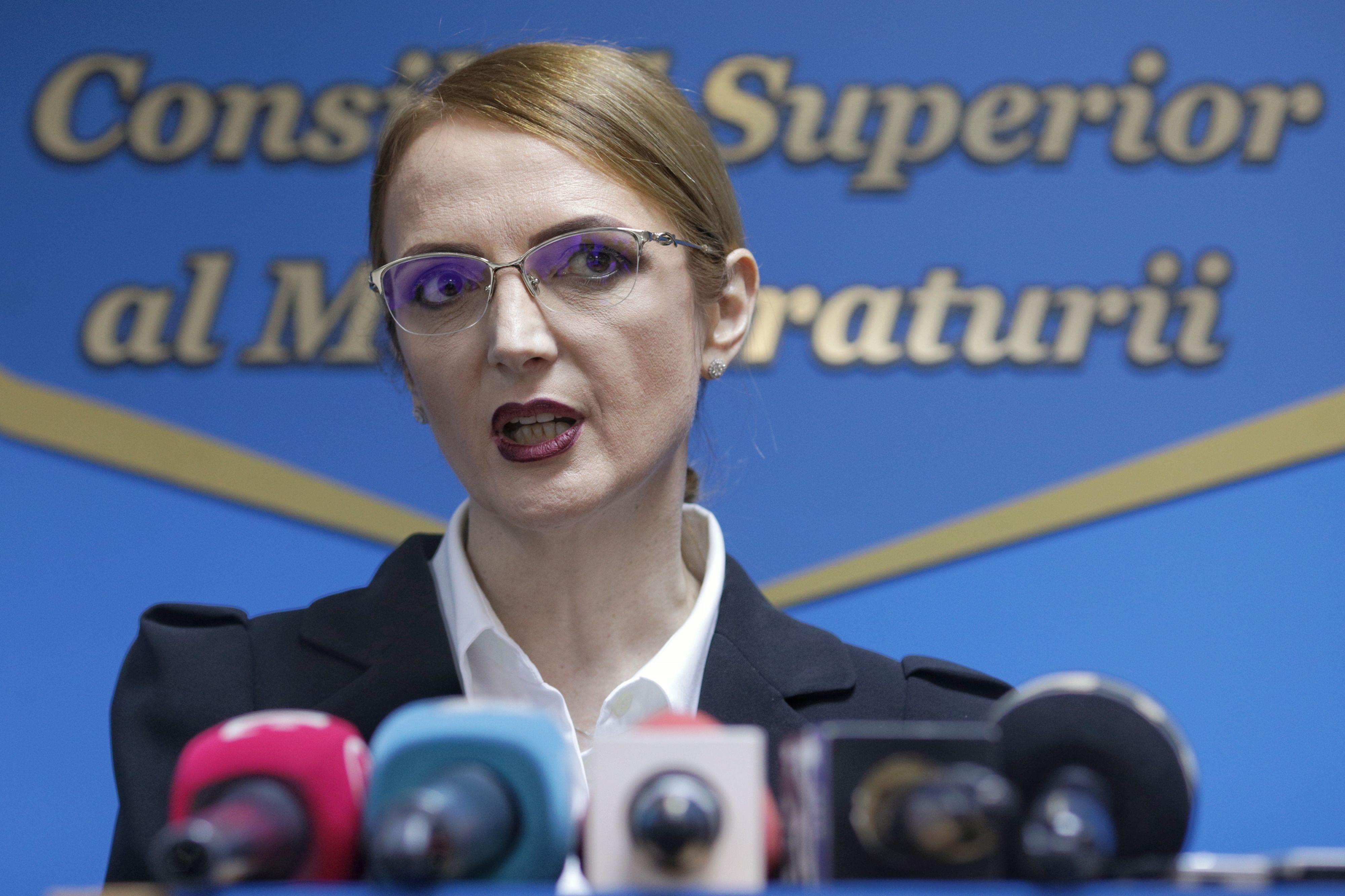 Cererea privind revocarea şefei CSM, Lia Savonea, respinsă de judecătorii Curţii de Apel Cluj