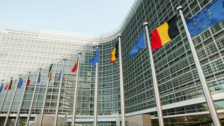 sediul Comisiei Europene, exterior