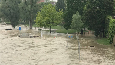 inundatii germania