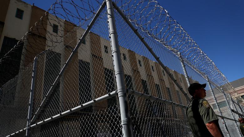 San Quentin State Prison's Death Row