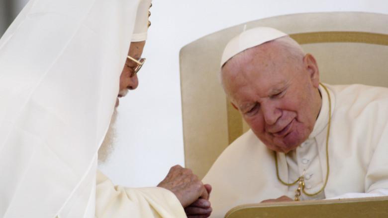 Post-Canonization Mass Celebrated