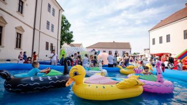 festivalul copiilor oradea