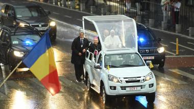 papa ploaie agerpres_12521494