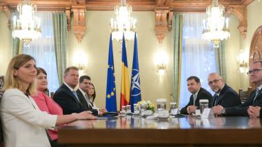 consultari cotroceni iohannis udmr foto presidency